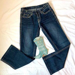 Cowgirl Tuff Believe & It's Possible Jeans